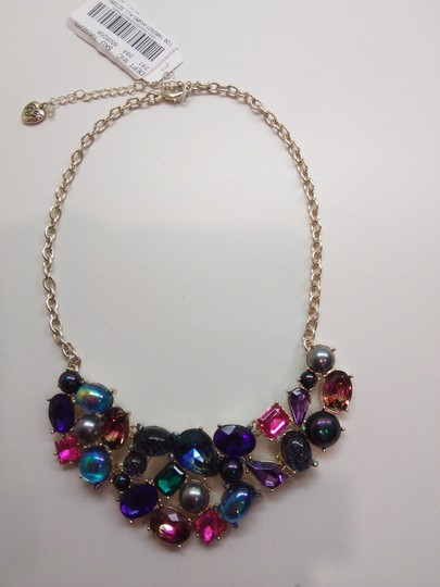 Betsey Johnson Betsey Johnson New Abstract Necklace & Earrings Image 1