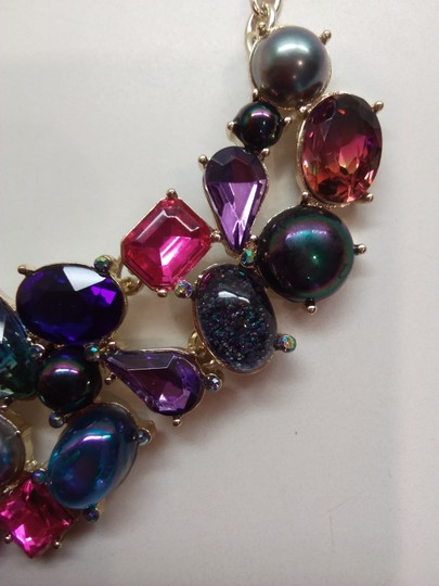Betsey Johnson Betsey Johnson New Abstract Necklace & Earrings Image 2