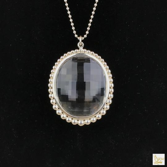 Tiffany & Co. Tiffany & Co. 925 Sterling Silver Ziegfeld Rock Crystal Necklace SALE! Image 5