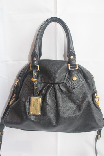 Marc by Marc Jacobs Satchel in Black Image 2