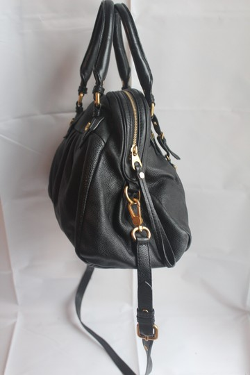 Marc by Marc Jacobs Satchel in Black Image 4