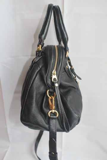 Marc by Marc Jacobs Satchel in Black Image 6