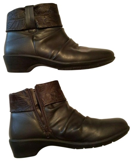 Easy Street Brown Boots Image 0