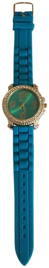 Other Silicone Crystal Bling Watch Blue Image 0