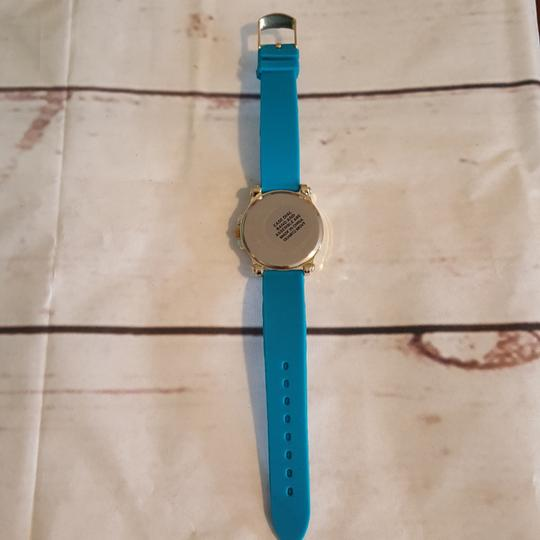 Other Silicone Crystal Bling Watch Blue Image 2