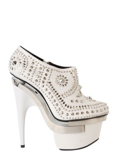 Versace white Pumps Image 0