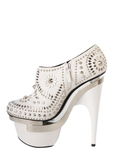 Versace white Pumps Image 1