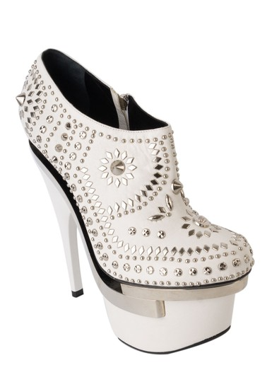 Versace white Pumps Image 2