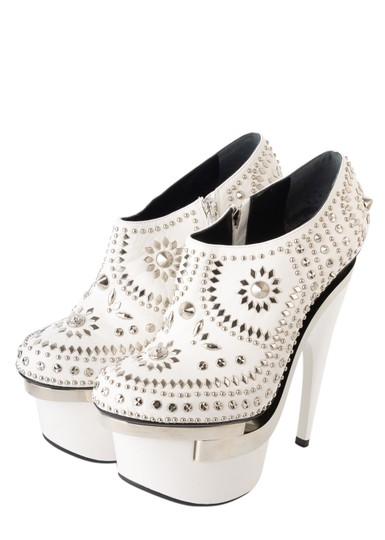 Versace white Pumps Image 3