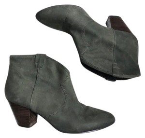 ASH Olive Green Boots