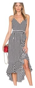 Black & White Maxi Dress by Lovers + Friends