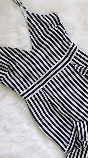 Black & White Maxi Dress by Lovers + Friends Image 1