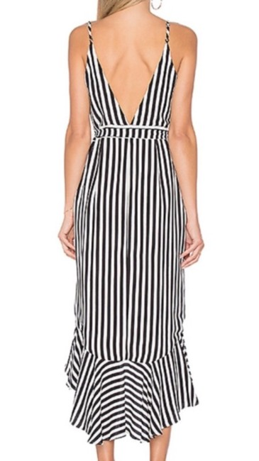 Black & White Maxi Dress by Lovers + Friends Image 3