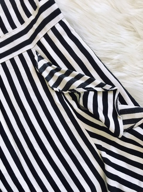 Black & White Maxi Dress by Lovers + Friends Image 6