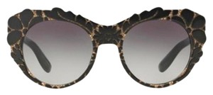 Dolce&Gabbana Floral Relief Sunglasses