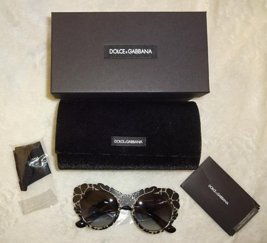 Dolce&Gabbana Floral Relief Sunglasses Image 1