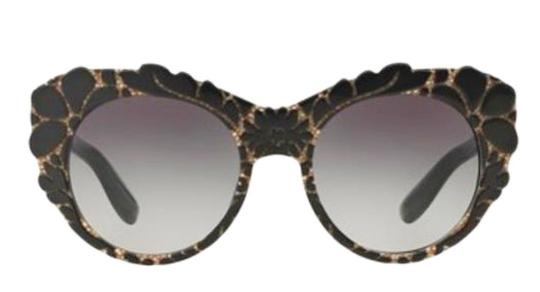 Dolce&Gabbana Floral Relief Sunglasses Image 2