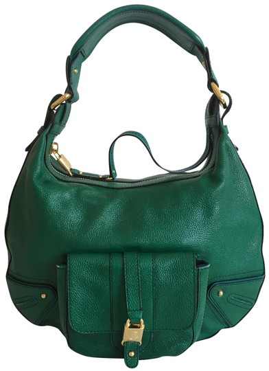 Preload https://img-static.tradesy.com/item/25872500/marc-jacobs-emerald-green-leather-hobo-bag-0-1-540-540.jpg