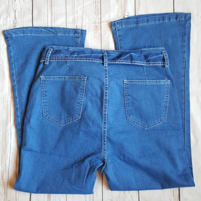 Other Trouser/Wide Leg Jeans-Light Wash Image 1