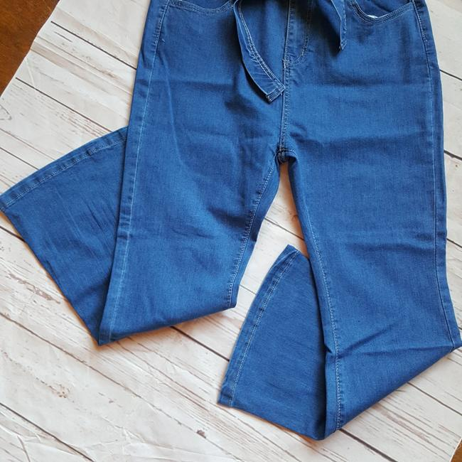 Other Trouser/Wide Leg Jeans-Light Wash Image 2