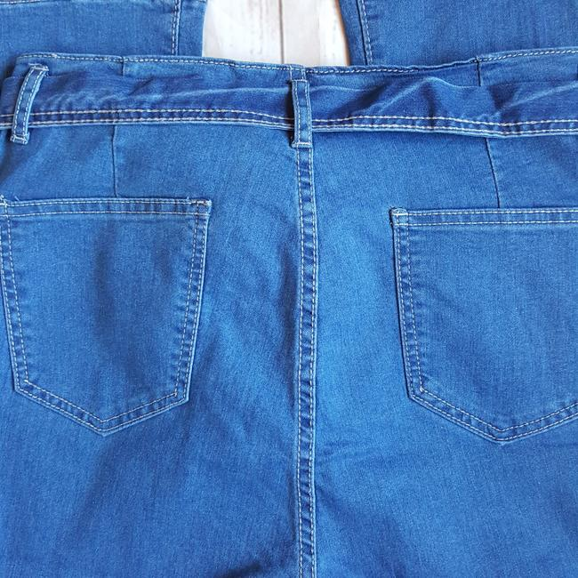 Other Trouser/Wide Leg Jeans-Light Wash Image 3