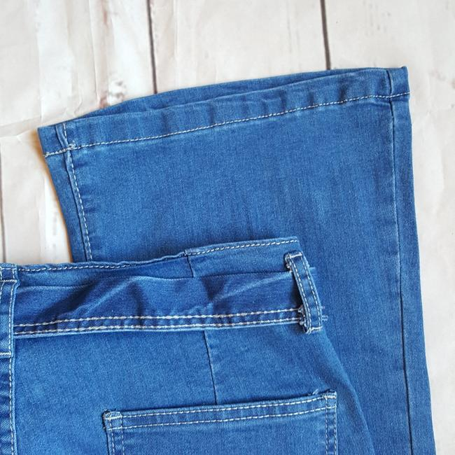 Other Trouser/Wide Leg Jeans-Light Wash Image 4