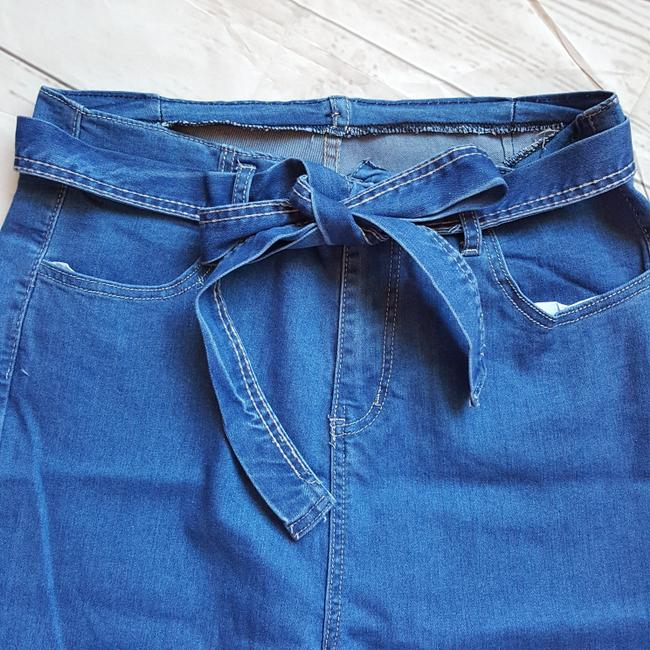 Other Trouser/Wide Leg Jeans-Light Wash Image 5