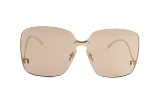 Gucci Rimless Oversized