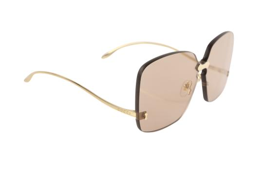 Gucci Rimless Oversized Image 1