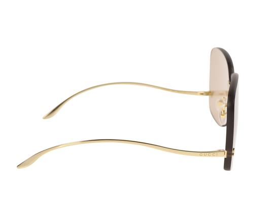 Gucci Rimless Oversized Image 2