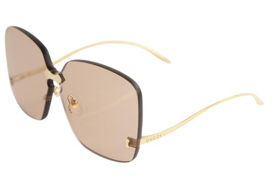Gucci Rimless Oversized Image 5