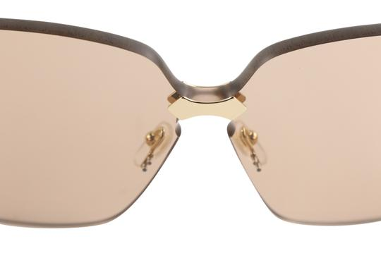 Gucci Rimless Oversized Image 6