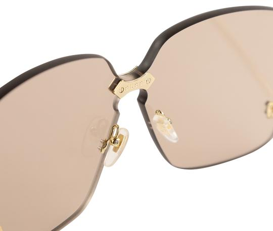 Gucci Rimless Oversized Image 7