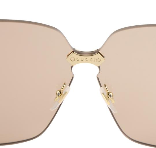 Gucci Rimless Oversized Image 8