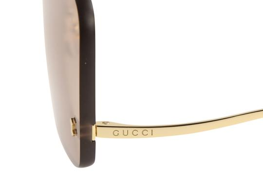 Gucci Rimless Oversized Image 9