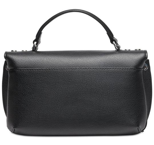 Calvin Klein Collection Leather Apparel Group Inside Zip Cross Body Bag Image 1