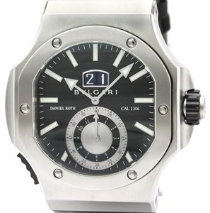 BVLGARI Bvlgari Daniel Roth Automatic Stainless Steel Men's Sports Watch BRE56BSLDCHS