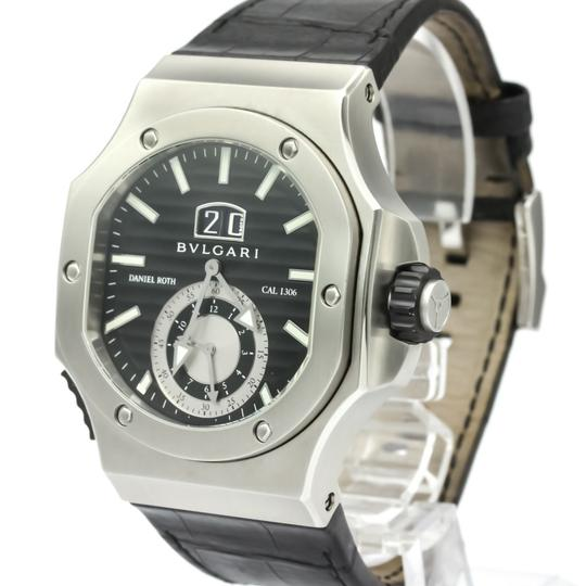BVLGARI Bvlgari Daniel Roth Automatic Stainless Steel Men's Sports Watch BRE56BSLDCHS Image 1