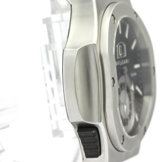 BVLGARI Bvlgari Daniel Roth Automatic Stainless Steel Men's Sports Watch BRE56BSLDCHS Image 7