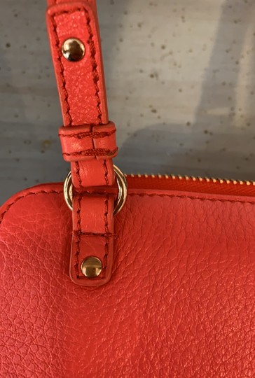 Chloé Coral Leather Cross Body Bag Image 10