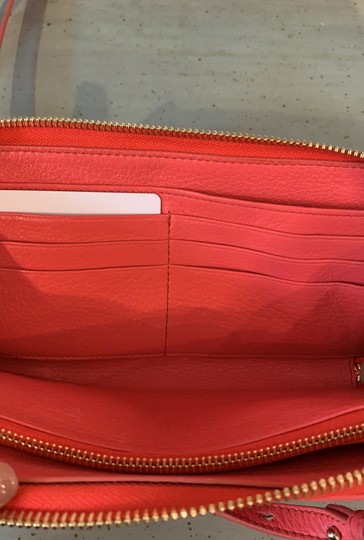 Chloé Coral Leather Cross Body Bag Image 9