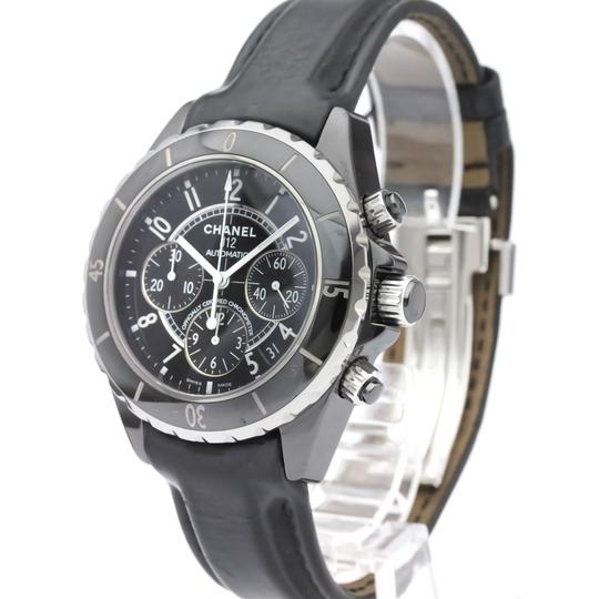 Chanel Chanel J12 Automatic Ceramic Men's Sports Watch H0938 Image 1