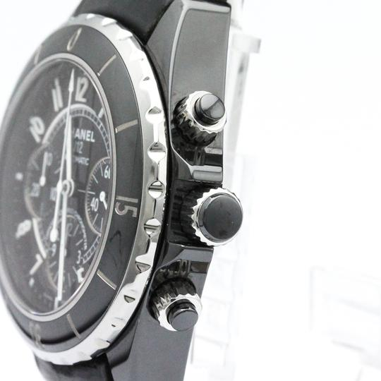 Chanel Chanel J12 Automatic Ceramic Men's Sports Watch H0938 Image 3