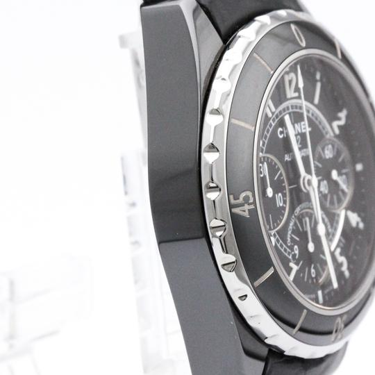 Chanel Chanel J12 Automatic Ceramic Men's Sports Watch H0938 Image 7