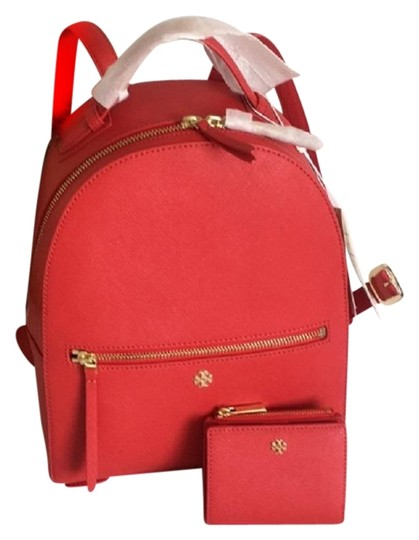 Preload https://img-static.tradesy.com/item/25872663/tory-burch-emerson-with-mini-wallet-poppy-orange-leather-backpack-0-1-540-540.jpg