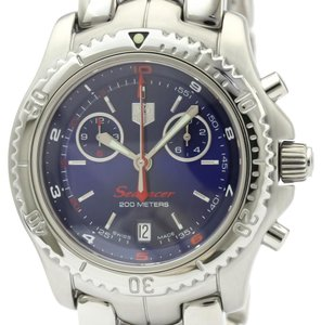 TAG Heuer Tag Heuer Link Quartz Stainless Steel Men's Sports Watch CT1115