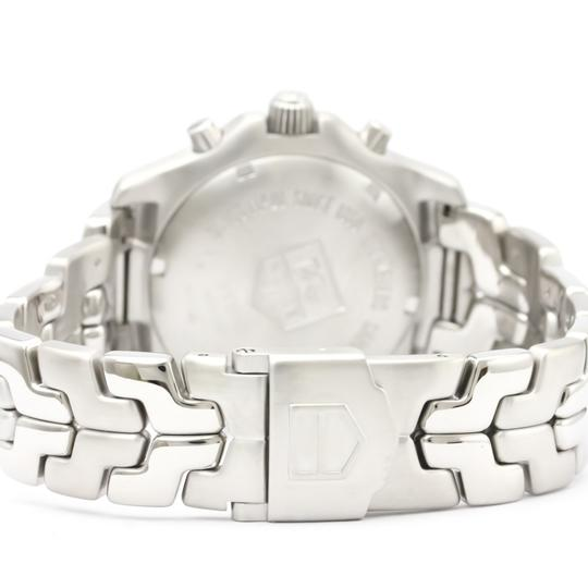 TAG Heuer Tag Heuer Link Quartz Stainless Steel Men's Sports Watch CT1115 Image 4