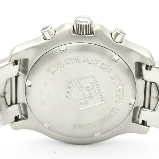 TAG Heuer Tag Heuer Link Quartz Stainless Steel Men's Sports Watch CT1115 Image 5