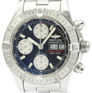 Breitling BREITLING Chrono Super Ocean Steel Automatic Mens Watch A13340