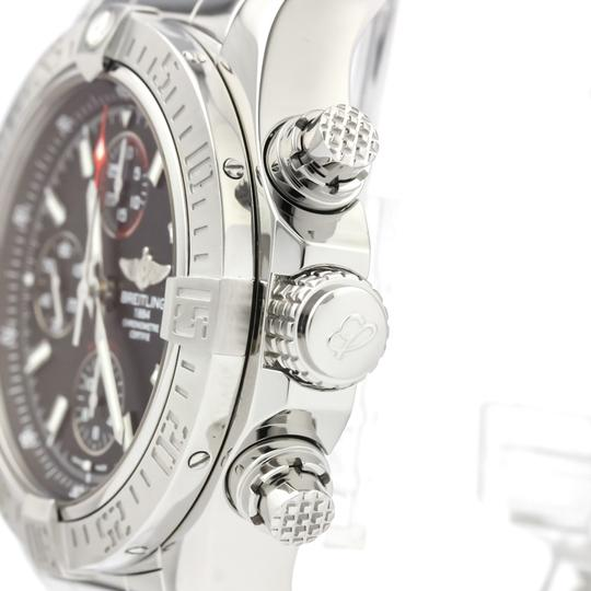 Breitling BREITLING Avenger ll Chronograph Steel Automatic Watch A13381 Image 3